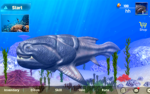 Dunkleeosteus Simulator screenshots 17