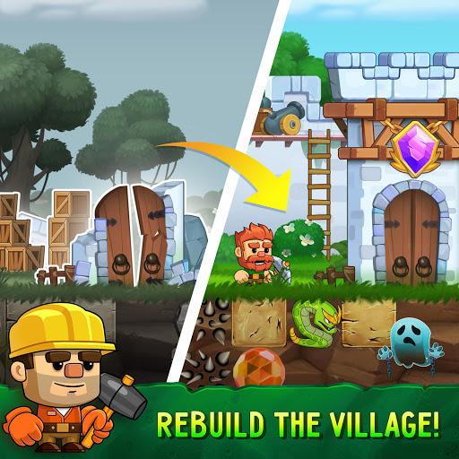 Dig Out! - Gold Digger Adventure goodtube screenshots 10