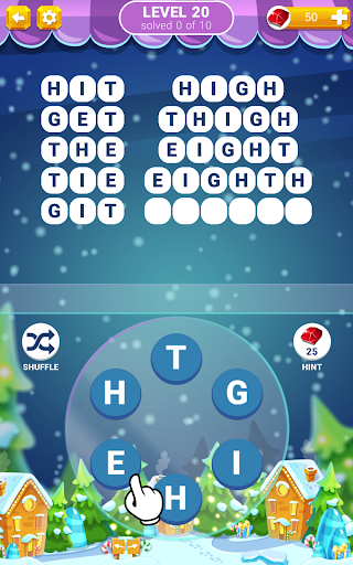Word Connection: Puzzle Game  Screenshots 8