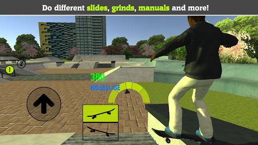 Skateboard FE3D 2 - Freestyle Extreme 3D 1.28 screenshots 1