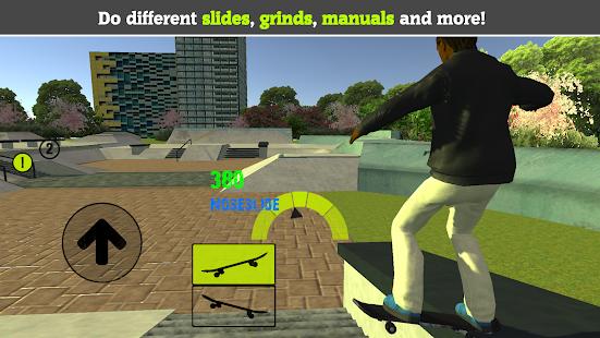 Skateboard FE3D 2 - Freestyle Extreme 3D 1.34 screenshots 1