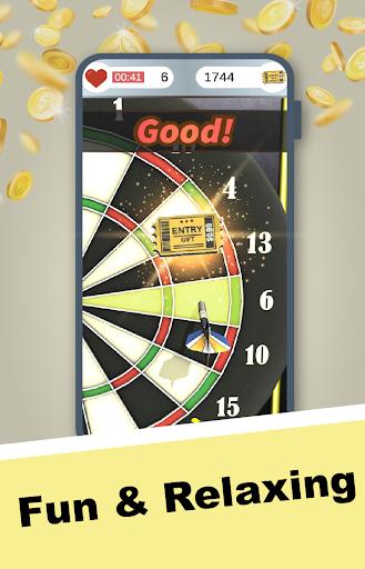 Gift Darts: free gifts, giveaways, fun game 1.519 screenshots 3