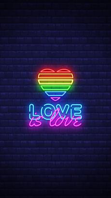 Fem - レズビアンの出会い系アプリ.単一の女の子とチャットのおすすめ画像1