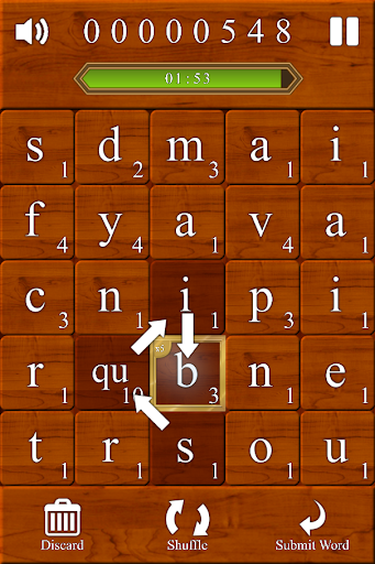 Dropwords 2 (Free)  screenshots 5