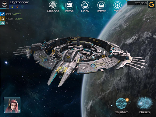 Nova Empire: Space Commander Battles in Galaxy War  Screenshots 21