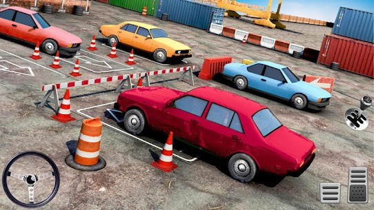 Luxury Car Parking Mania: Car Games 2020 2