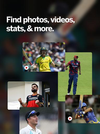 ESPNCricinfo - Live Cricket Scores, News & Videos 7.0 Screenshots 10