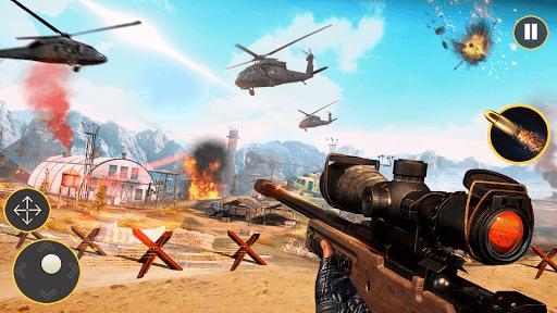 Mountain Sniper Gun Shooting 3D: New Sniper Games 1.2 Screenshots 1