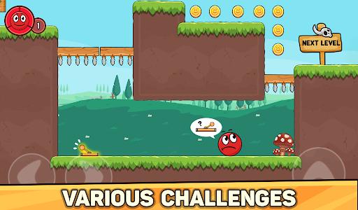 Bounce Ball 6: Red Bounce Ball Hero 5.2 Screenshots 19