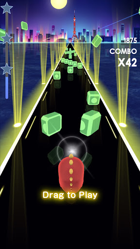 Beat Run! Pop Music Rush apktram screenshots 2