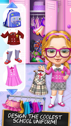 Sweet Baby Girl Cleanup 6 - School Cleaning Game android2mod screenshots 6