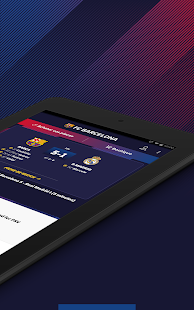 FC Barcelona Official App Capture d'écran