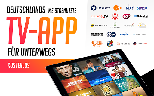dailyme TV, Serien, Filme & Fernsehen TV Mediathek  screenshots 8