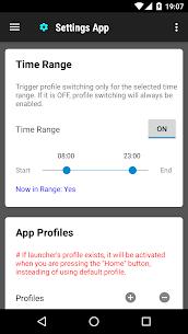 Settings App 4