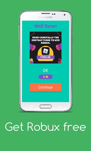 Get Robux Free - Quiz 2021  screenshots 2