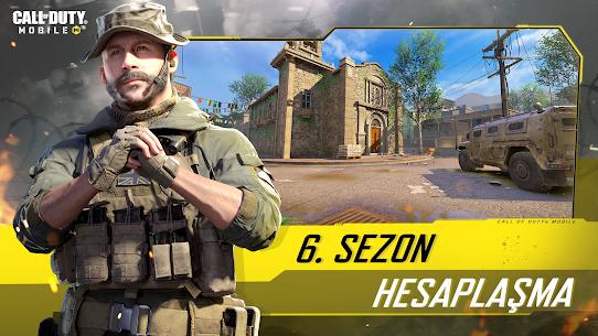 Call of Duty Mobile Hileli Apk Güncel 2021** 1
