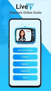 Baixar Mod Apk ao vivo da Net TV Última Versão – {Atualizado Em 2021} 1