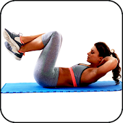Abs workout at home: how to lose weight in 30 days