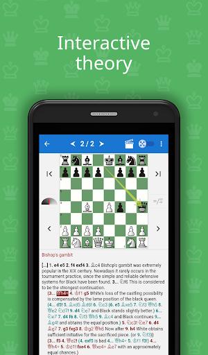 Chess Opening Lab (1400-2000)  screenshots 3