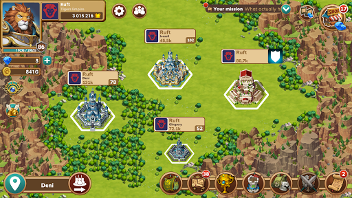 Million Lords: Kingdom Conquest - Strategy War MMO 2.4.7 screenshots 8