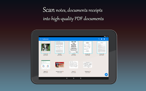 Fast Scanner : Free PDF Scan Screenshot