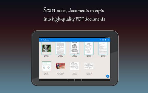 Fast Scanner : Free PDF Scan 4.5.4 Screenshots 6