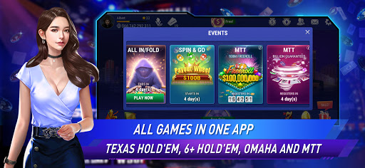 Sohoo Poker - Texas Holdem Poker 6.10.6 screenshots 4