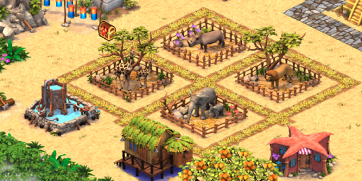 Volcano Island: Tropic Paradise 1.4.0 screenshots 3