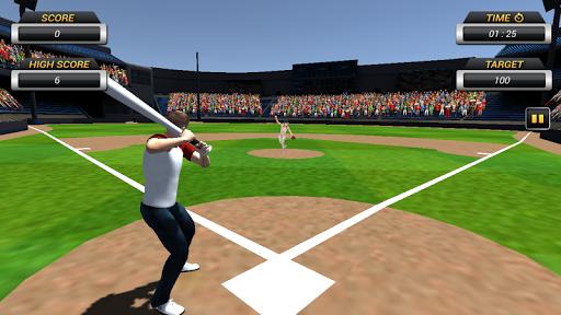 Homerun Baseball 3D 1.9 screenshots 1
