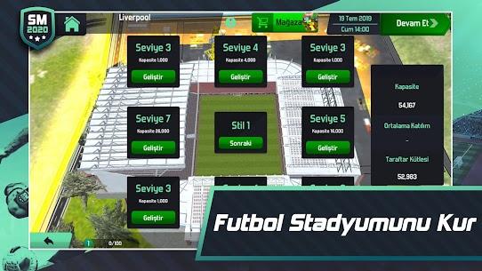 Ücretsiz Soccer Manager 2020 – Futbol Menajerlik Oyunu 4