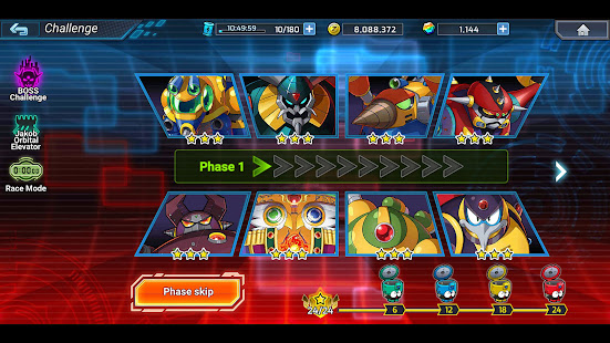 Hack Game ROCKMAN X DiVE apk free