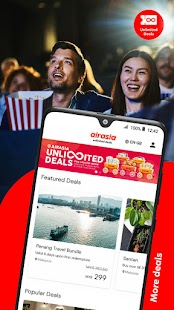 airasia, The Asean Super App Screenshot