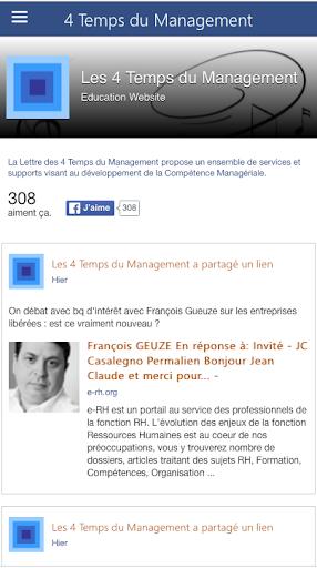 4 Temps du Management For PC Windows (7, 8, 10, 10X) & Mac Computer Image Number- 6