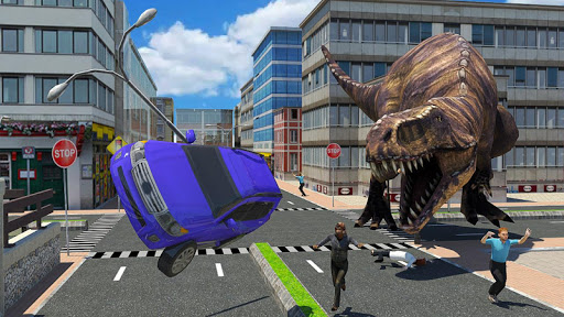 Dinosaur Simulator Games 2021 - Dino Sim 2.6 screenshots 8