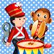 子供、男の子、女の子のためのパズルゲーム - Androidアプリ