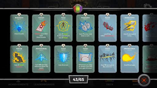 Dungeon Tales: RPG Card Game & Roguelike Battles  screenshots 8