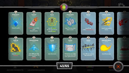 Dungeon Tales: RPG Card Game & Roguelike Battles Mod Apk 2.22 8