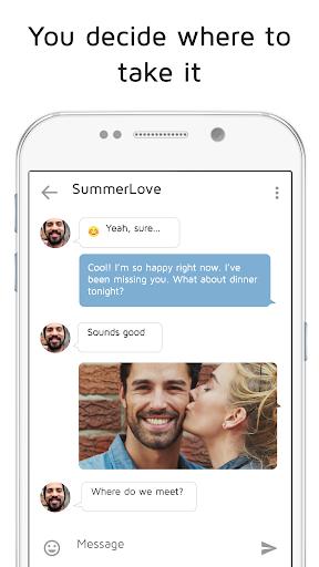 LOVELY u2013 Meet and Date Locals  screenshots 4