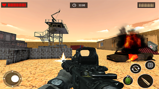 FPS Modern Counter Strike: Shooting Game 2019 Hack for iOS and Android 2