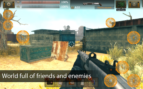The Sun Origin: Post-apocalyptic action shooter Game Hack Android and iOS 4