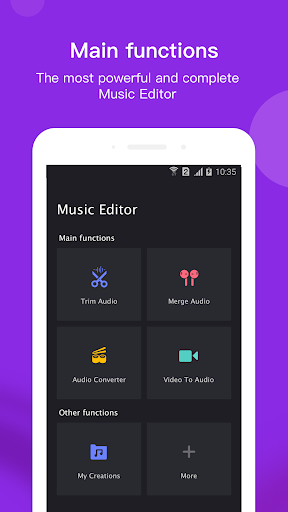 Music Editor android2mod screenshots 8