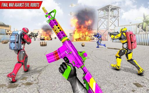 Robot Fps Shooting Games u2013 Fps Counter Strike Game 1.0.9 Screenshots 2