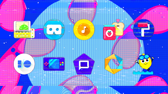 Glitch Icon Pack v10.2 [Patched] 3