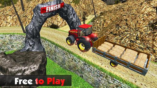 Rural Farm Tractor 3d Simulator - Tractor Games 3.2 screenshots 5