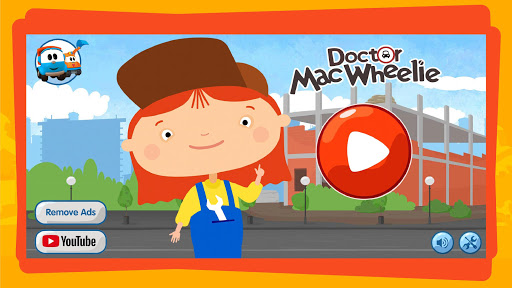 Doctor McWheelie: Logic Puzzles for Kids under 5 3.0.4 screenshots 5