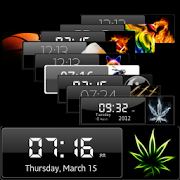 Clock Widgets HD