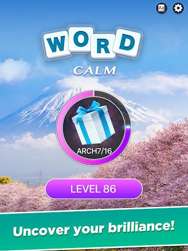 Word Calm - Relax and Train Your Brain screenshots 20