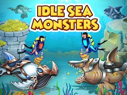 Idle Sea Monsters Mod Apk 13.16 (Mod Menu) 1
