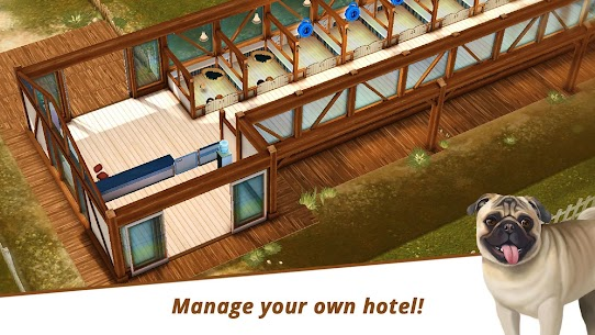 Dog Hotel – Play with dogs and manage the kennels 2