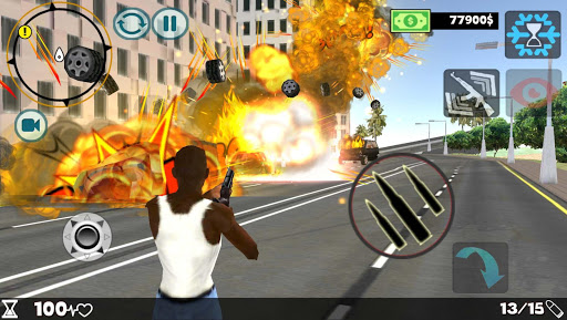 Grand Vegas Gangs Crime 3D  screenshots 6